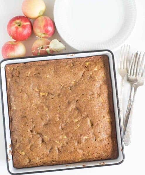 Photo of Apple Cake