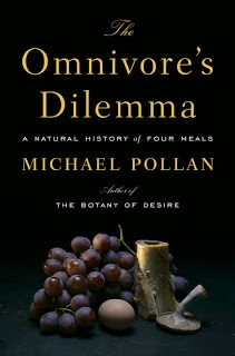 Image of book titled Omnivore's Dilemma