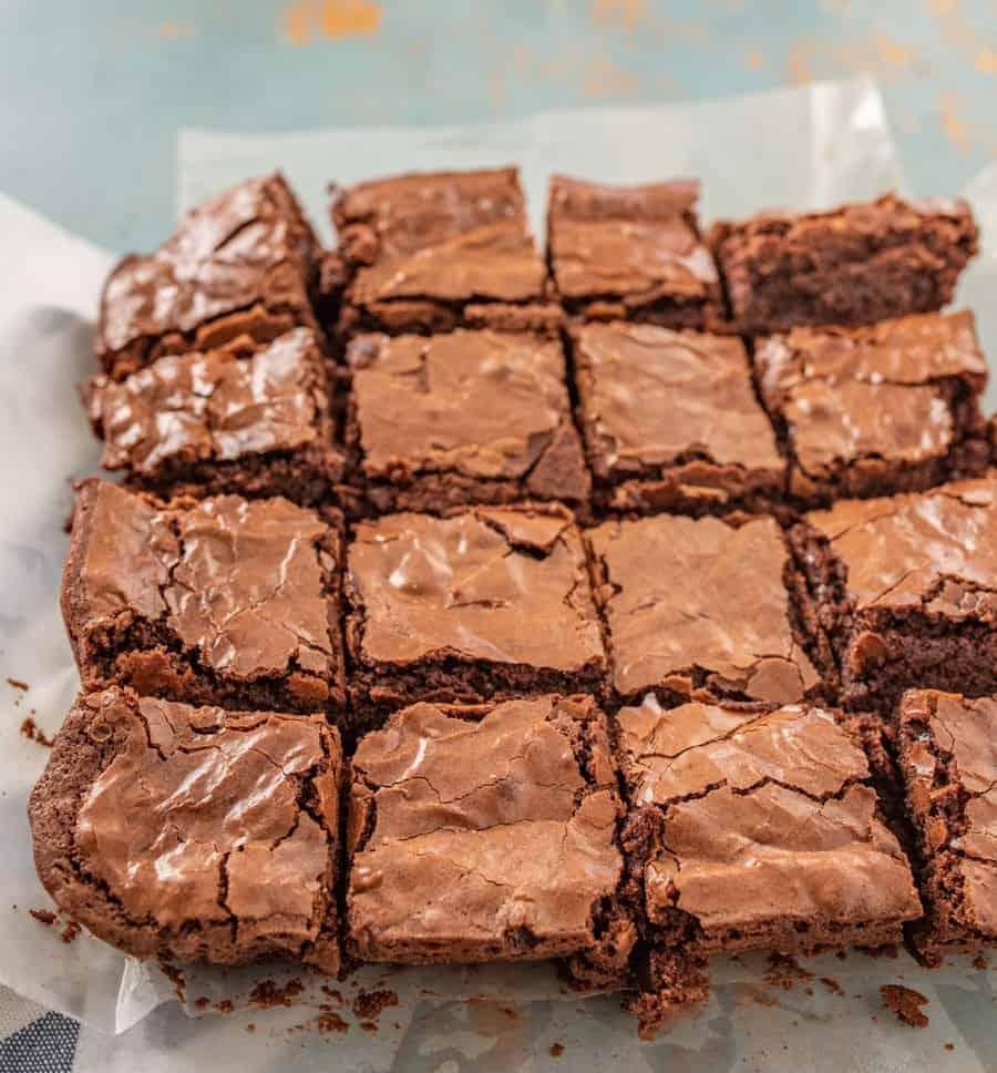 Triple Chocolate Brownies | America's
