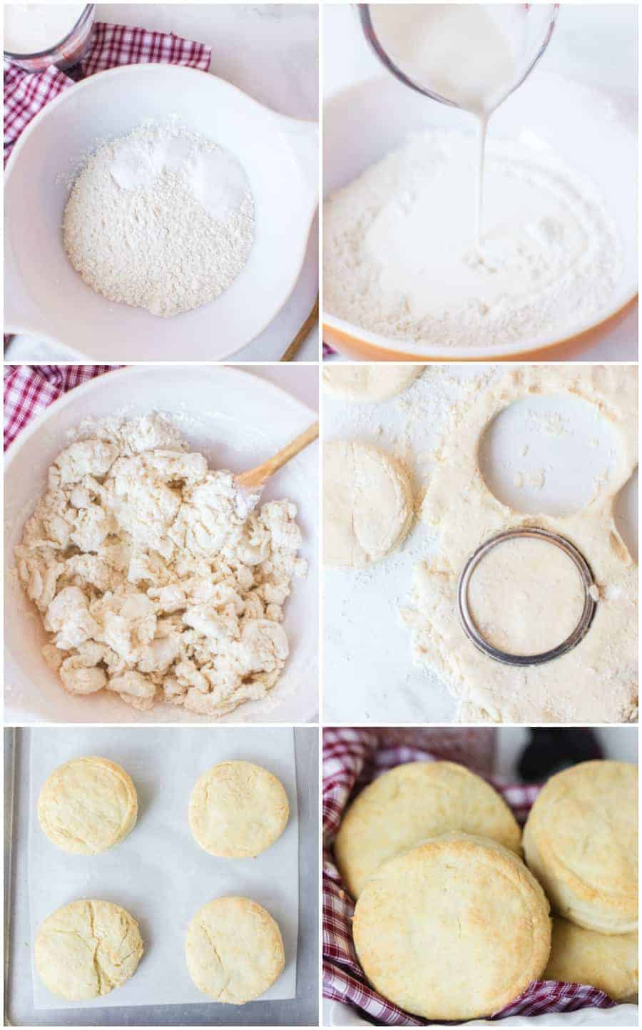 simple cream biscuits ingredients