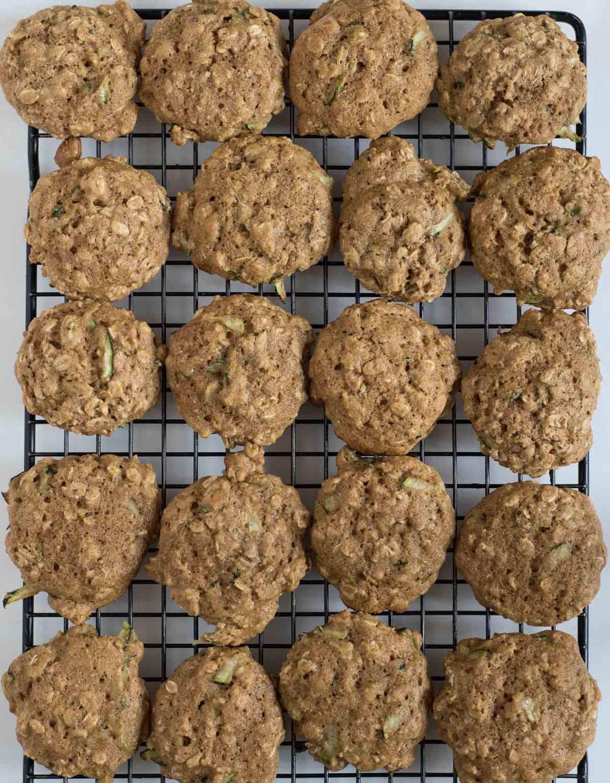 Image of Zucchini Oatmeal Cookies