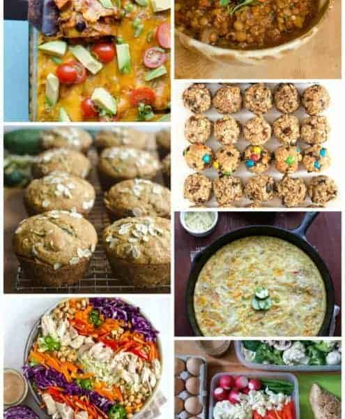 Mix - Clean Eating Meal Plan