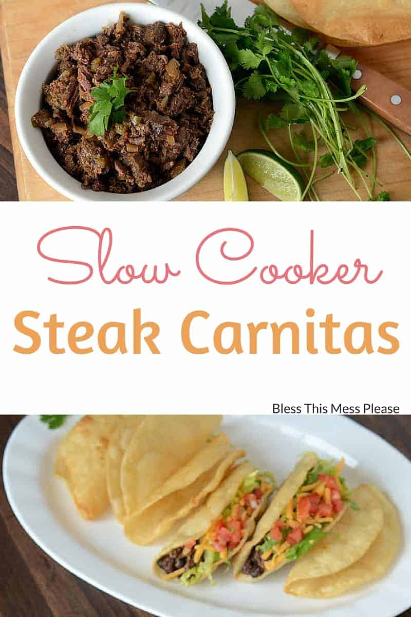 Steak Carnitas