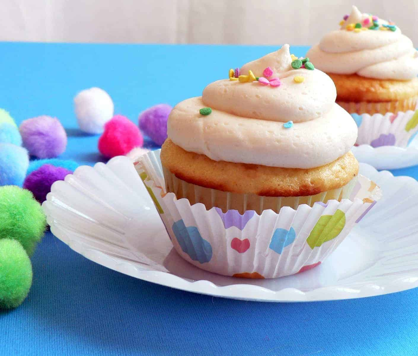 Butter cream Icing for cupcakes