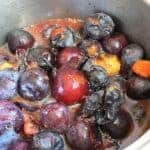 Plum Jam and Syrup – From FREE Plums!
