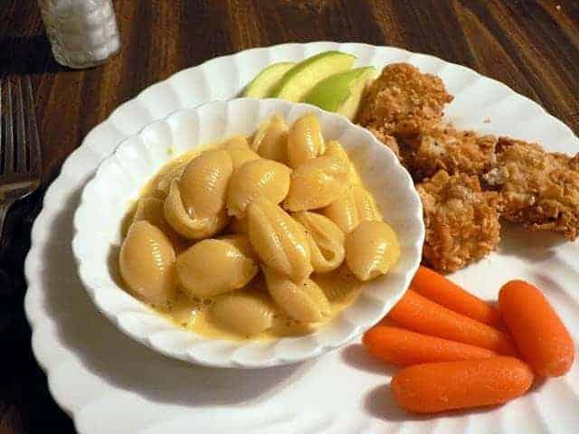 Creamy Stove Top Macaroni and Cheese