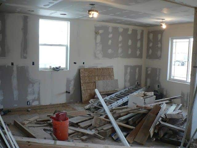 Our Biggest Mess: Keep Calm and Remodel On