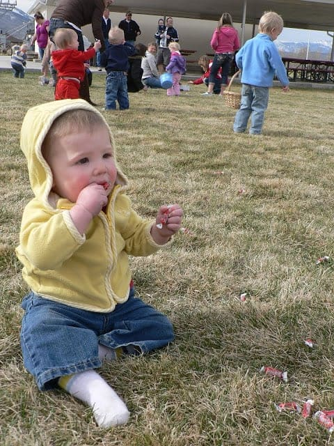 City-Sponsored Easter Egg Hunts