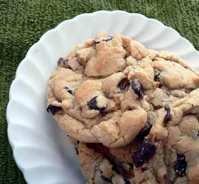 Super Small Batch – Chocolate Chip Cookies