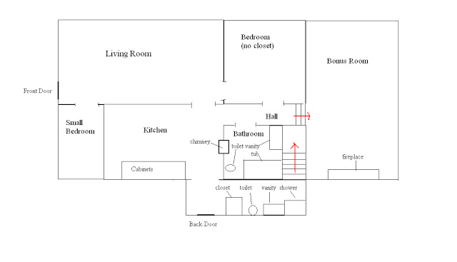 Our Biggest Mess: Floor Plans