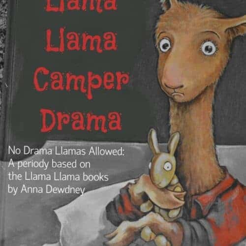 Drama Llama Poem for Girls Camp