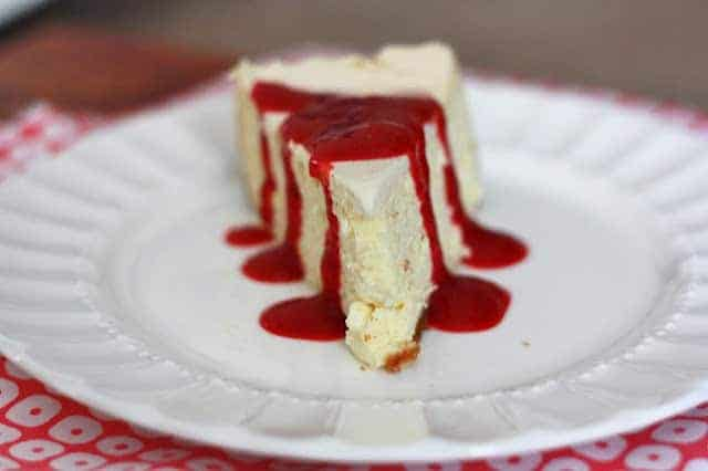 New York Style Cheese Cake by Emily
