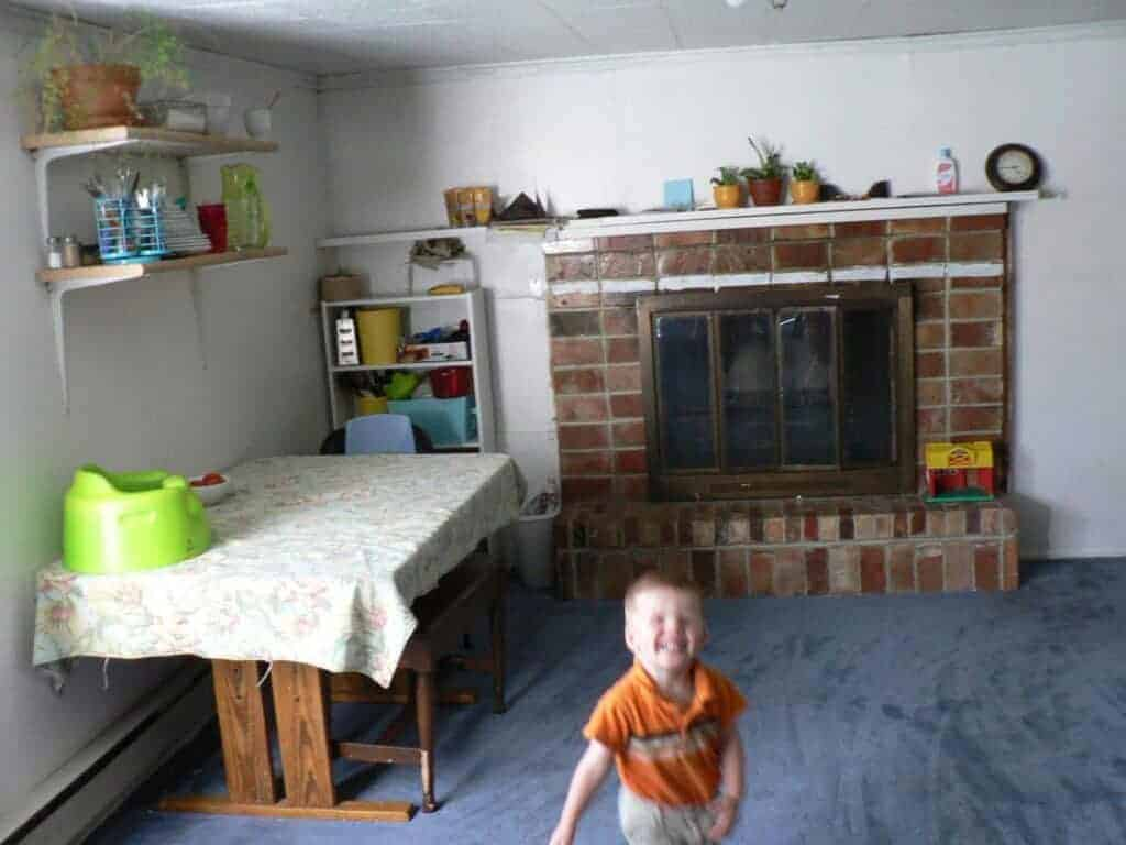 remodeling a house while living in it, how to remodel on a budget, renovations DIY