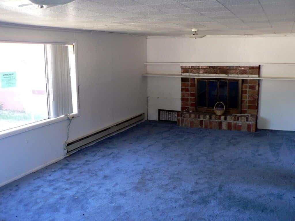 bonus room at purchase, fireplace redo with paint, how to paint a fireplace