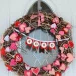 How to: Felt Heart Garland