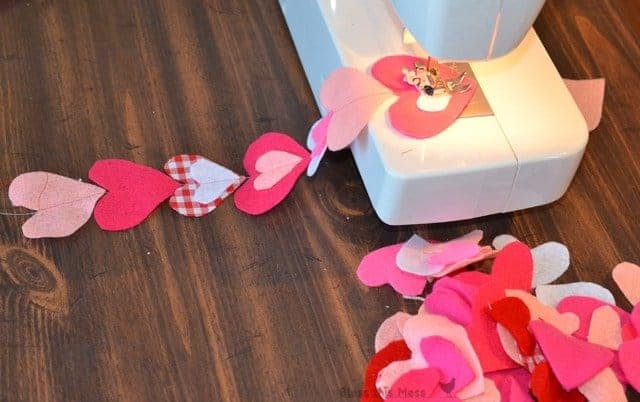 fabric valentines, valentines decorations on a budget