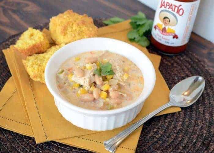 white chicken chili healthy soup recipe, the best white chili recipe, chicken bean soup healthy