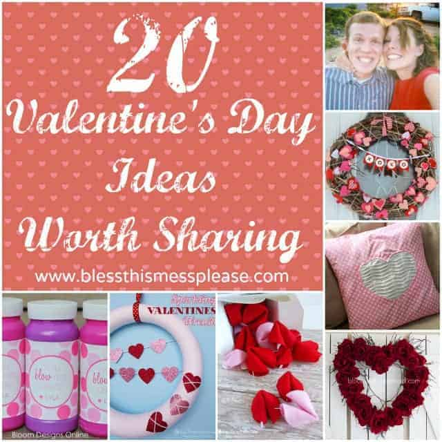 Collection of Ideas for Valentine's Day