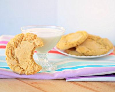 Gluten free peanut butter cookies that everyone can enjoy.