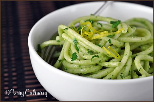 avocado sauce cream y avocado pasta zucchini pasta with avocado cream ...