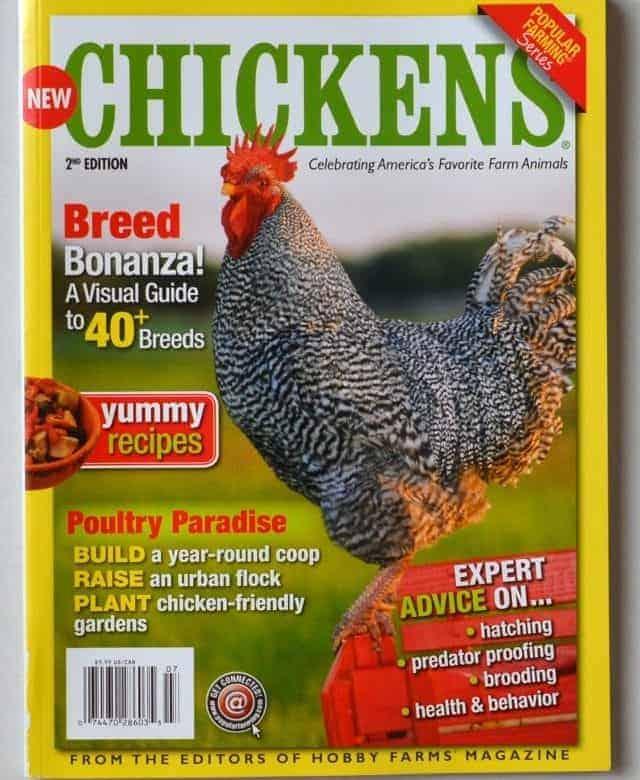 Popular Farming Chickens Magazine