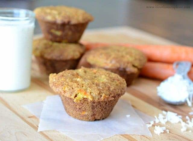 Whole Grain Morning Glory Muffins Recipes — Dishmaps