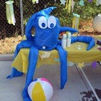 Beach Birthday Party