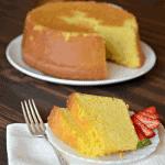 Perfect Pound Cake