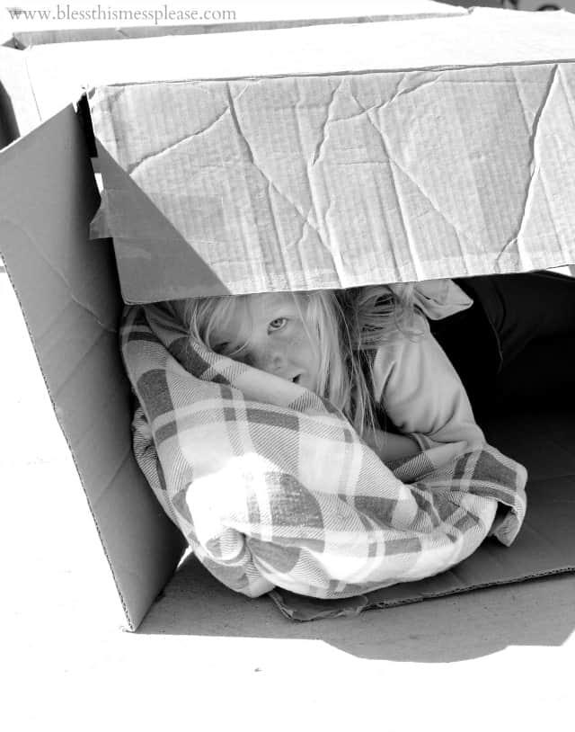 confessions in a box