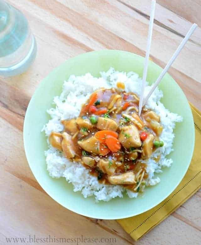 Quick and Easy Stir-fry