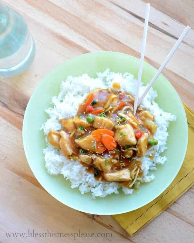 chicken stir fry 2