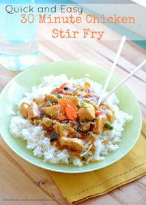 Image of Quick and Easy Stir-Fry