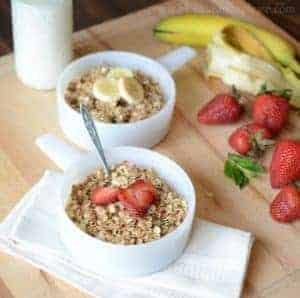 Image of Healthy Homemade Granola