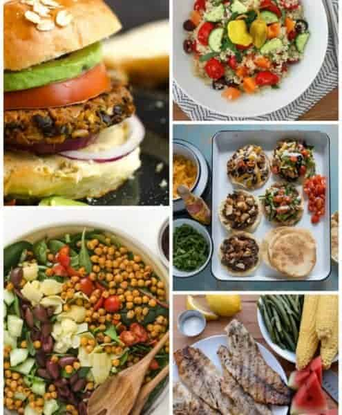 Dinner - Eating Clean Meal Plan