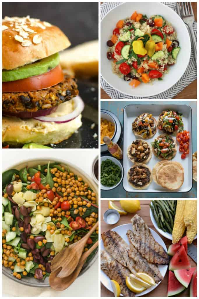 Eating Clean Meal Plan: Summer Menu — Bless this Mess