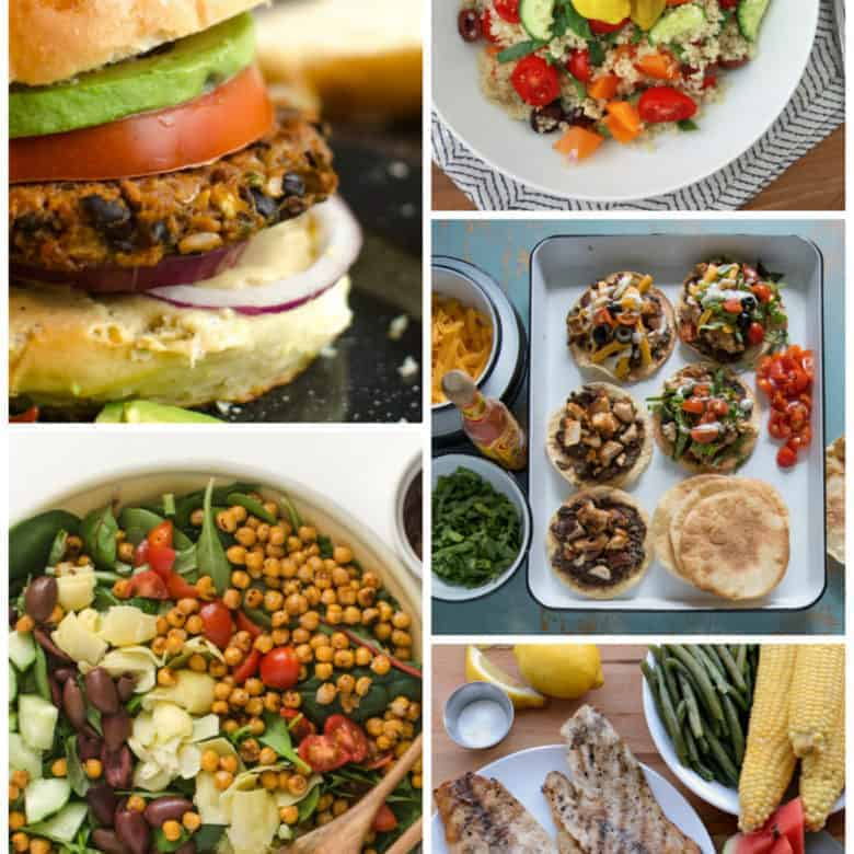 Eating clean meal plan summer menu bless this mess eating clean meal plan summer menu forumfinder Images