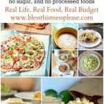 Eating Clean Meal Plan: Spring/Summer Menu