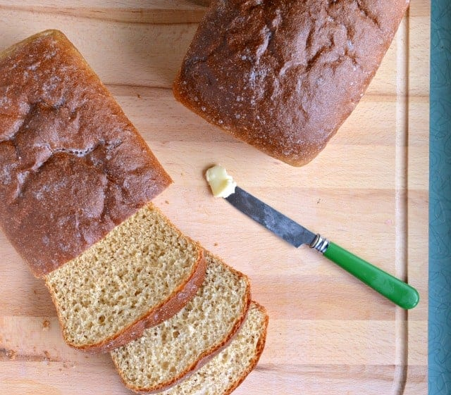whole wheat bread that is awesome