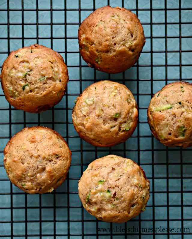 zucchini pineapple muffins cook time 20 minutes yield makes 24 muffins ...