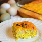 Easy Egg and Potato Casserole