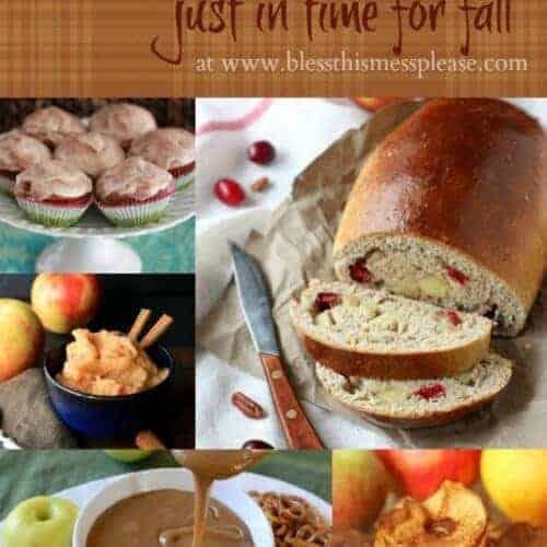 10 Delicious Apple Recipes