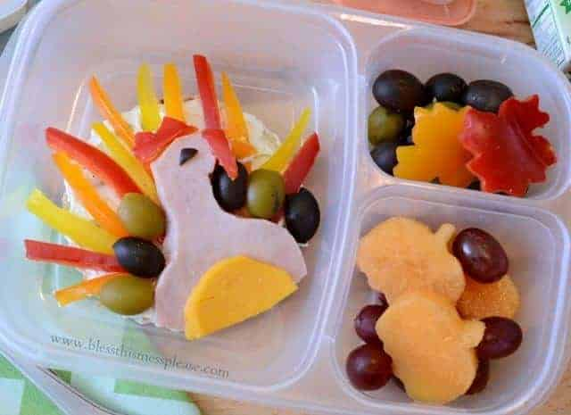 Lunch Box Ideas from Lindsay Olives