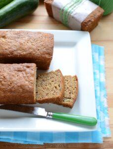 Banana Zucchini Quick Bread Recipe