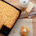 Sweet and Creamy Cornbread
