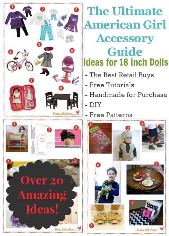 Doll Furniture For 18 Inch Dolls the American Girl dolls is their size; they, or any other 18-inch doll ...