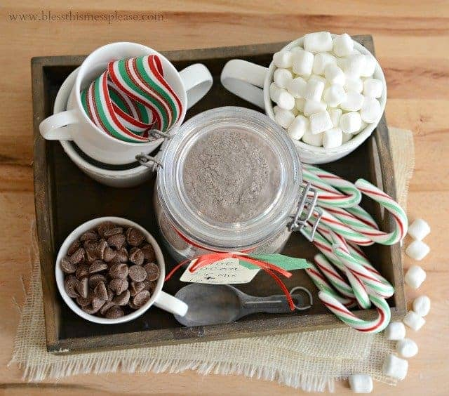 Hot Cocoa Gift Set — Bless this Mess