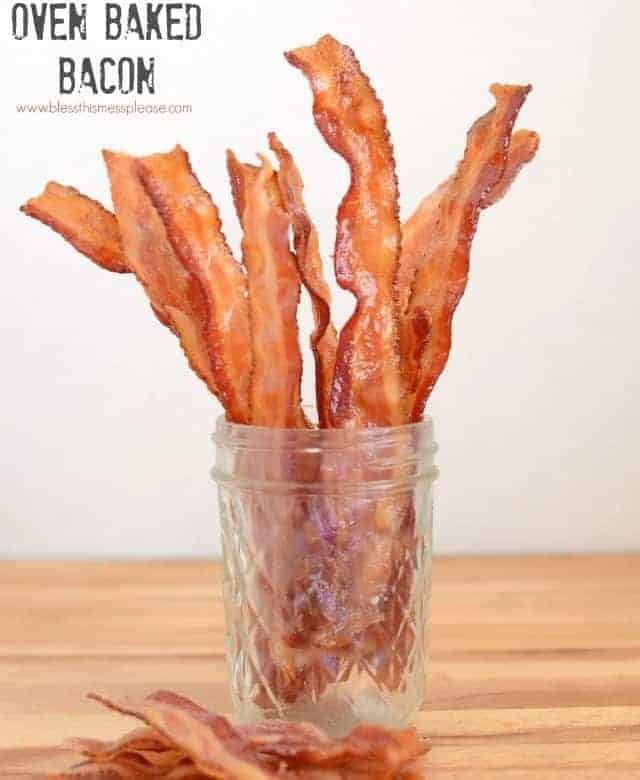 How to Make Oven Baked Bacon