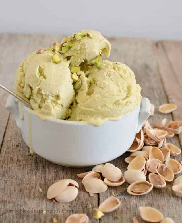 Pistachio Gelato | Easy Homemade Ice Cream Recipes | Homemade Recipes | Homemade Ice Cream Recipe