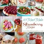 13 Strawberry recipes you need in your life!