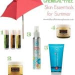 5 Chemical Free Summer Skin Essentials for the Whole Family